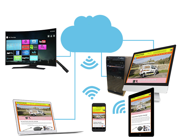 Purbeck Aerials TV Network and Wifi Installation Services